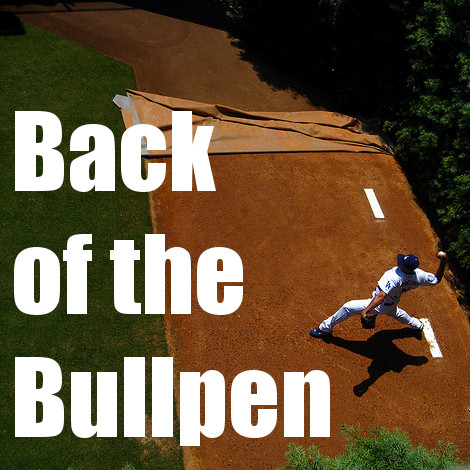 Back of the Bullpen Podcast